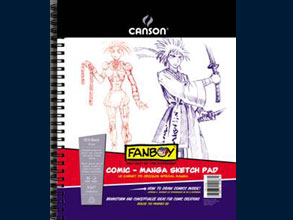 These sheets and pad allow artists to brainstorm and conceptualize ideas for comic and Manga creations on acid-free, 96 grams sketch paper.